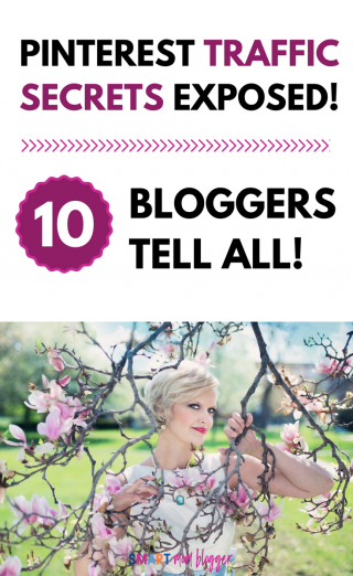 Pinterest Traffic Secrets Revealed: 10 Bloggers Tell All
