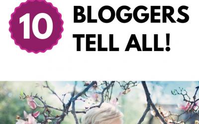 Pinterest Traffic Secrets Revealed: 10 Bloggers Tell All