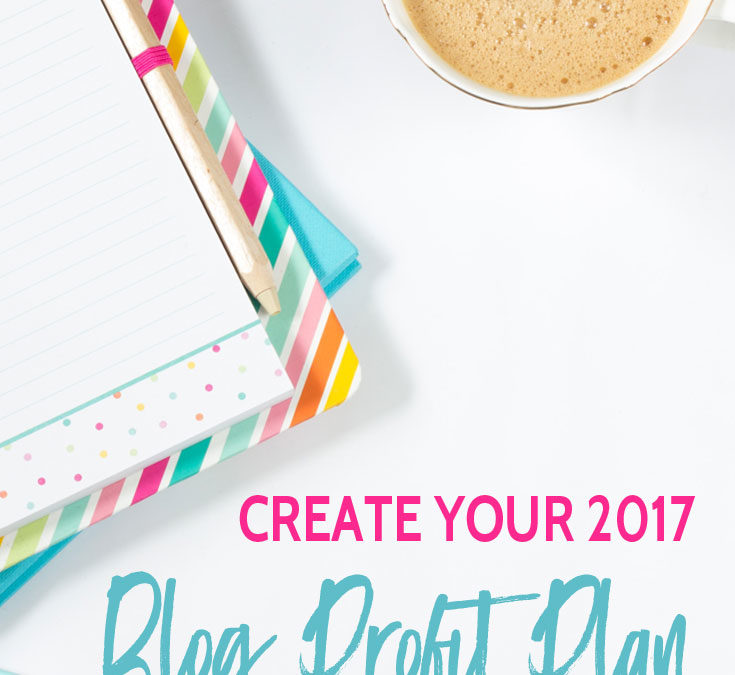 Create Your Own S.M.A.R.T. Blog Profit Plan