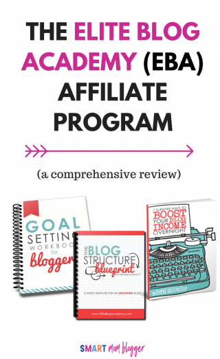 Elite Blog Academy Affiliate Program Review