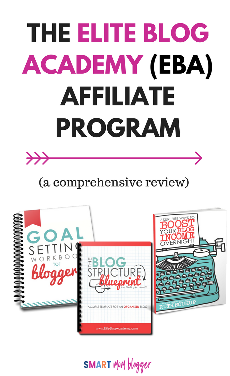 A review of the Elite Blog Academy affiliate program for bloggers. Click the image to learn about the program benefits, payout amount, and how to apply.