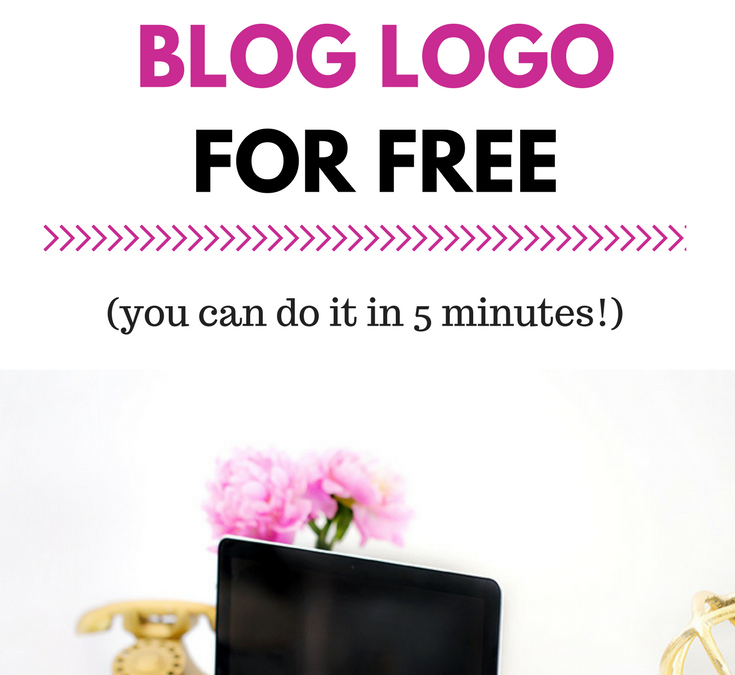 How To Create a Free Designer Logo For Your Blog
