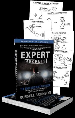 expert secrets book russell brunson pdf
