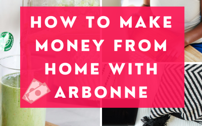 How To Work From Home As An Arbonne Consultant