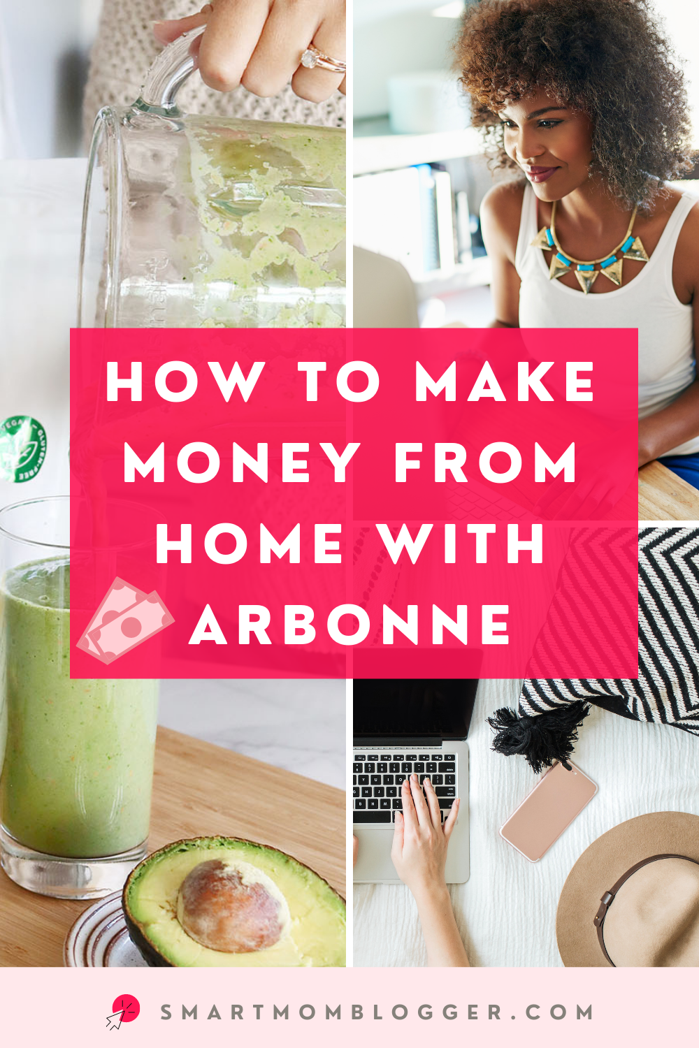 how to make money arbonne