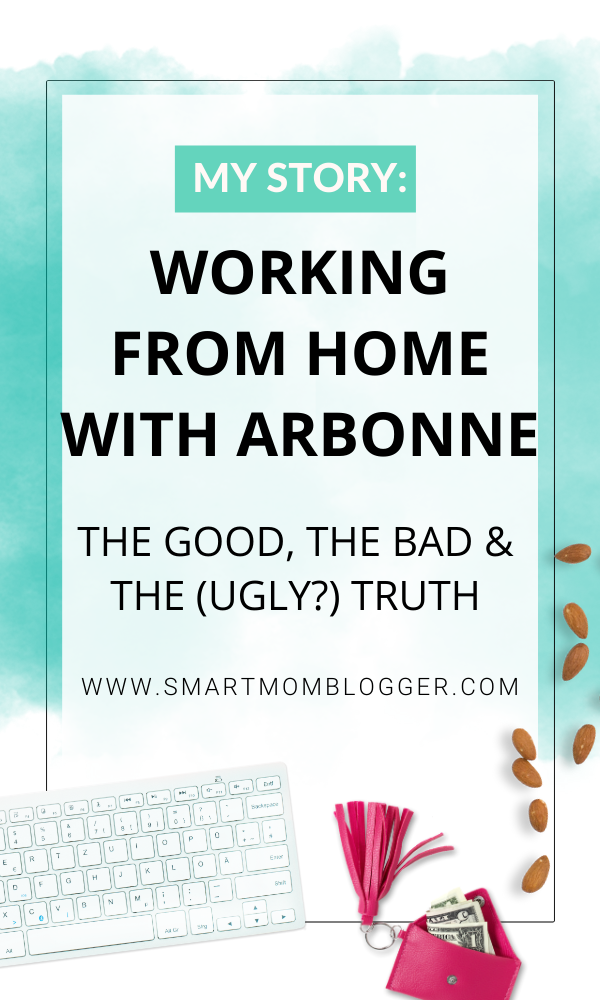 How to make money working from home with arbonne
