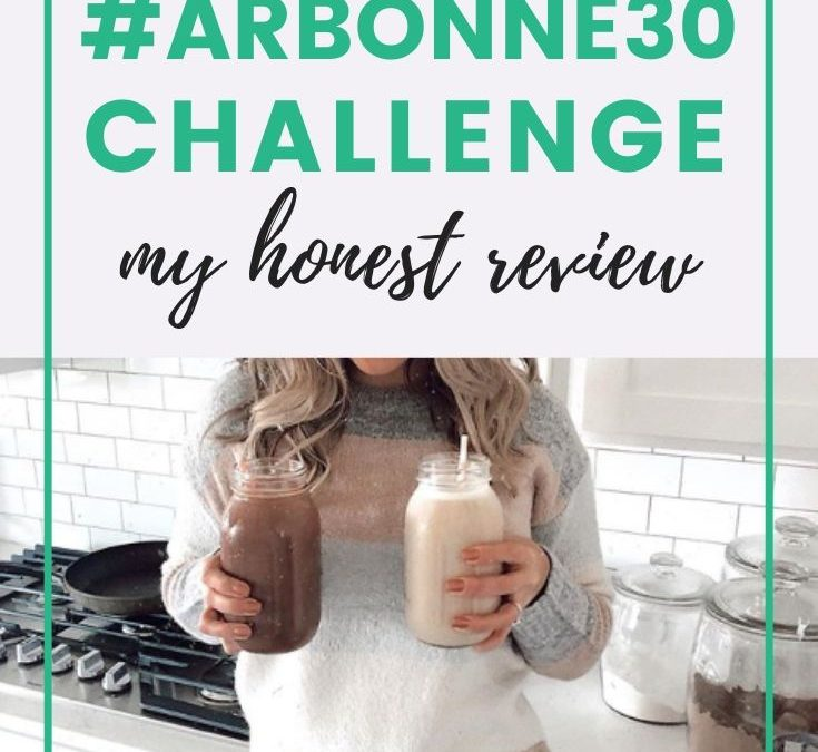Arbonne 30 Days to Healthy Living Review (plus details)