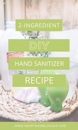 How to Make Easy DIY Hand Sanitizer Gel Recipe at Home