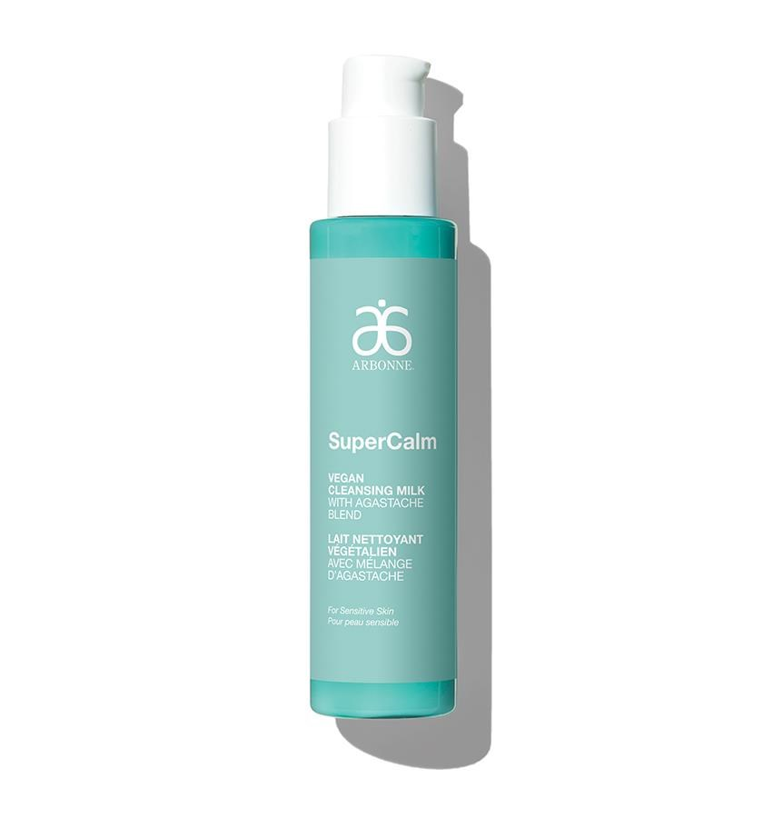 Arbonne SuperCalm Vegan Cleansing Milk