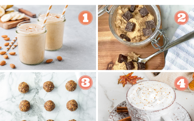 Arbonne Pumpkin Spice Protein Recipes (Gluten-Free Vegan)